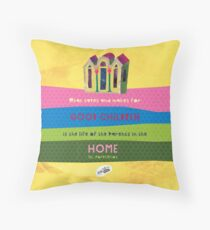 St. Porphyrios quote Throw Pillow