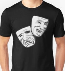 Theatre Faces T-Shirt