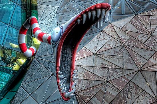It Bites • Melbourne • Australia by William Bullimore