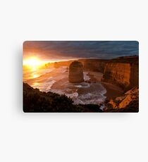 Iconic Apostles Canvas Print
