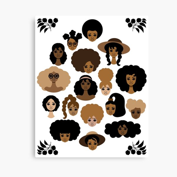 All My Sisters Canvas Print