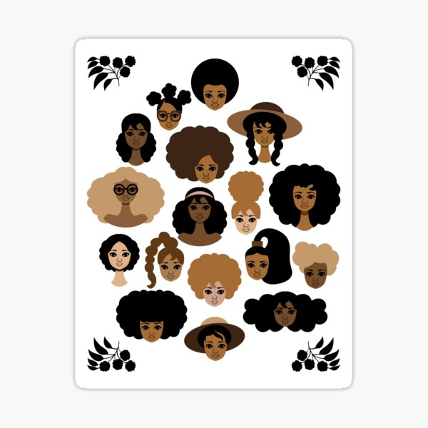 All My Sisters Sticker