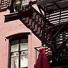 Red Dress by ElyseFradkin