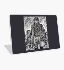 """Young War Doctor/ """"Doctor No More"""" Laptop Skin"""