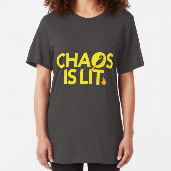 CHAOS IS A LADDER LADIES T SHIRT GAME OF LITTLEFINGER BRAN THRONES KHALEESI
