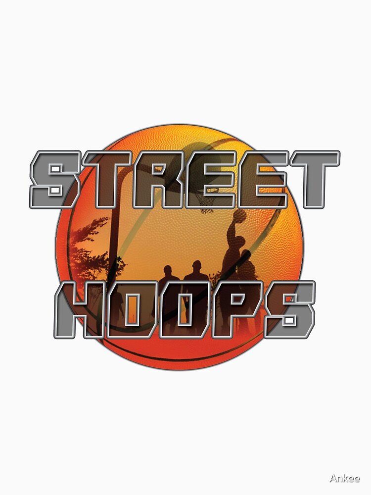 Street hoops basketball by Ankee
