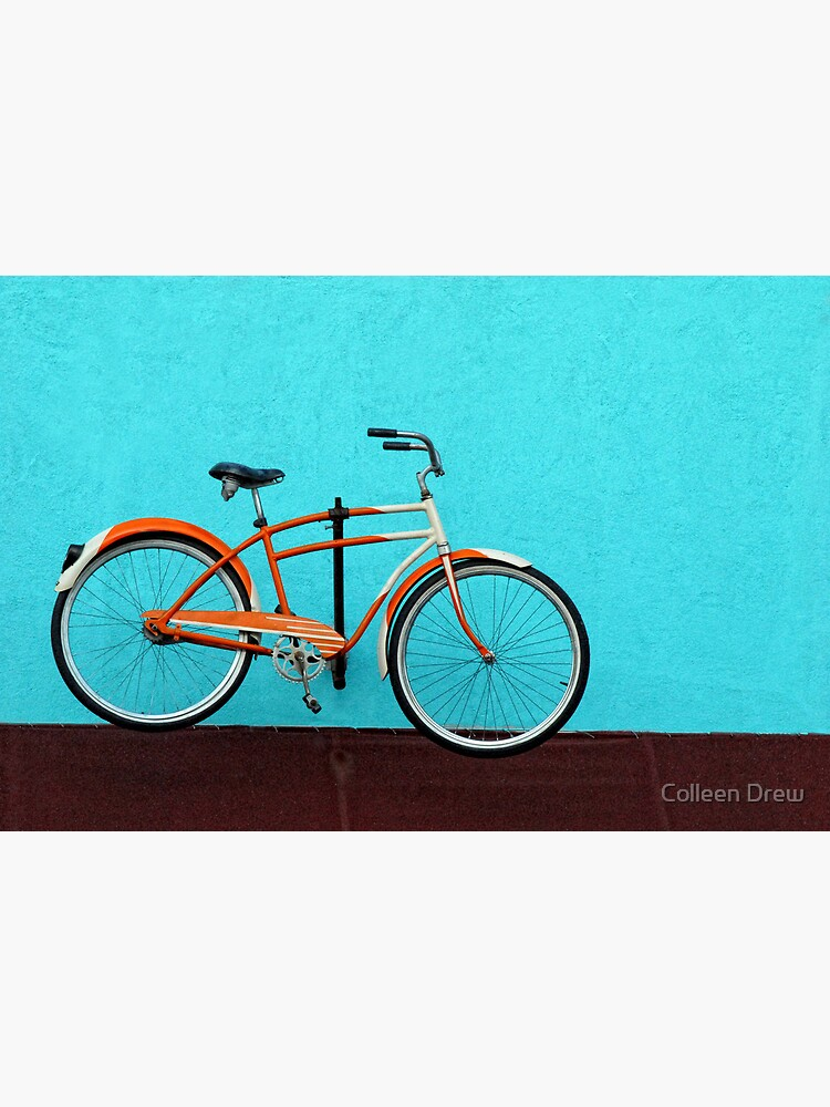 Bicycle by colgdrew