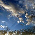 """Popcorn Clouds"" by Tim&Paria Sauls"