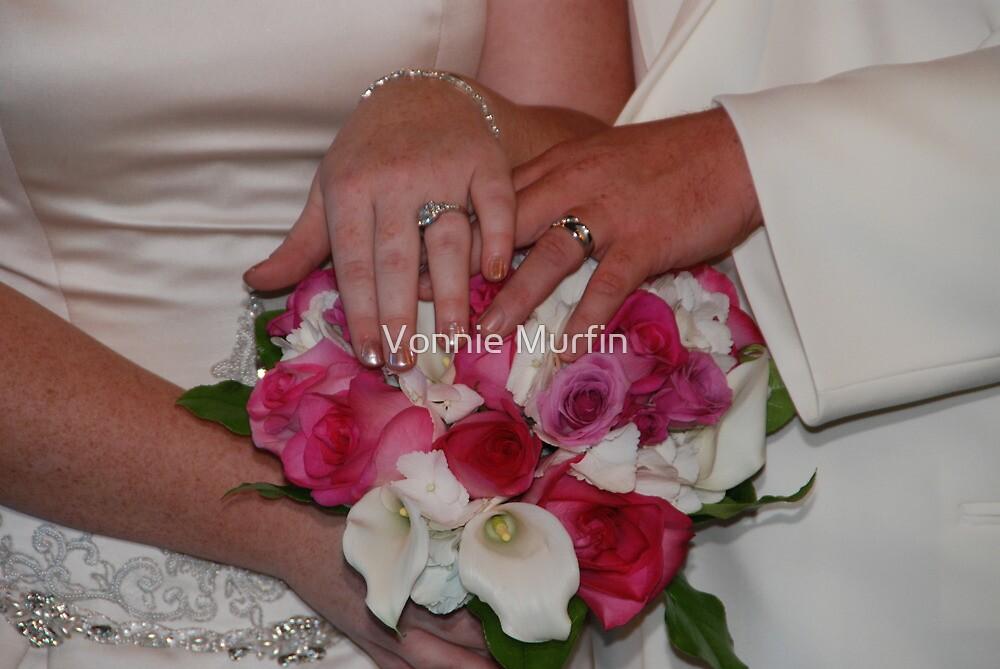 Wedding Rings by Vonnie Murfin