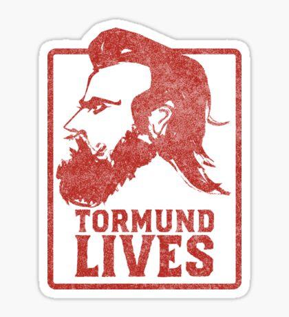 Tormund Lives  Glossy Sticker