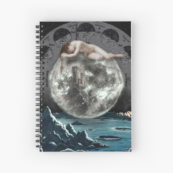You Said I Killed You--Haunt Me, Then. Spiral Notebook