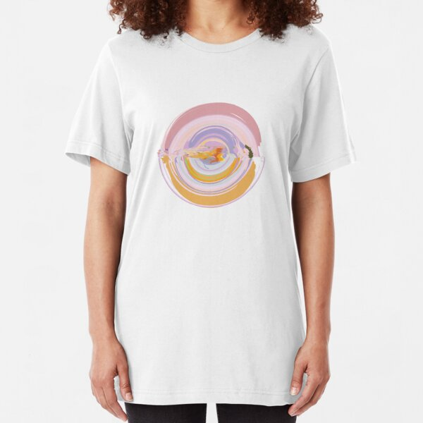 "Orb 56 ""Ice Cream"" Slim Fit T-Shirt"