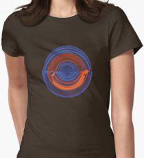 "Orb 57 ""Deep Well"" Women's Fitted T-Shirt"