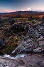 Tongariro National Park by Michael Treloar