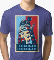 EXTERMINATE Hope Tri-blend T-Shirt