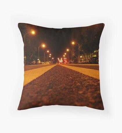 3am Throw Pillow