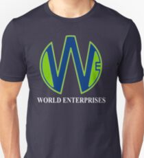 World Enterprises  Unisex T-Shirt