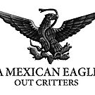A MEXICAN EAGLE  by FREE T-Shirts