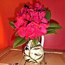 Der Rhododendron von Fara
