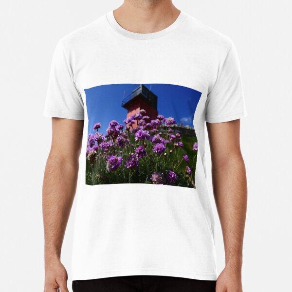 Thrift (Armeria maritima) Premium T-Shirt