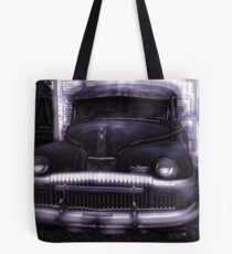 Ghost of Good Times Past Tote Bag