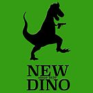 NEW DINO by FREE T-Shirts