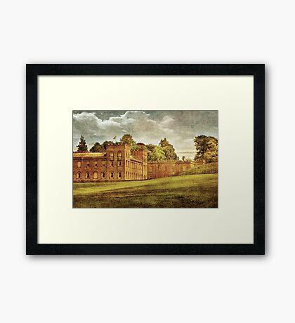 Ugbrooke  Framed Print