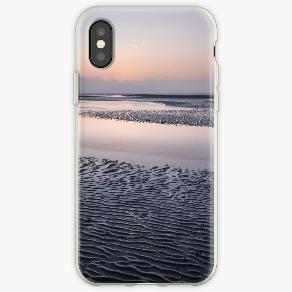 Sandymount Beach, Dublin, Ireland iPhone Case & Cover