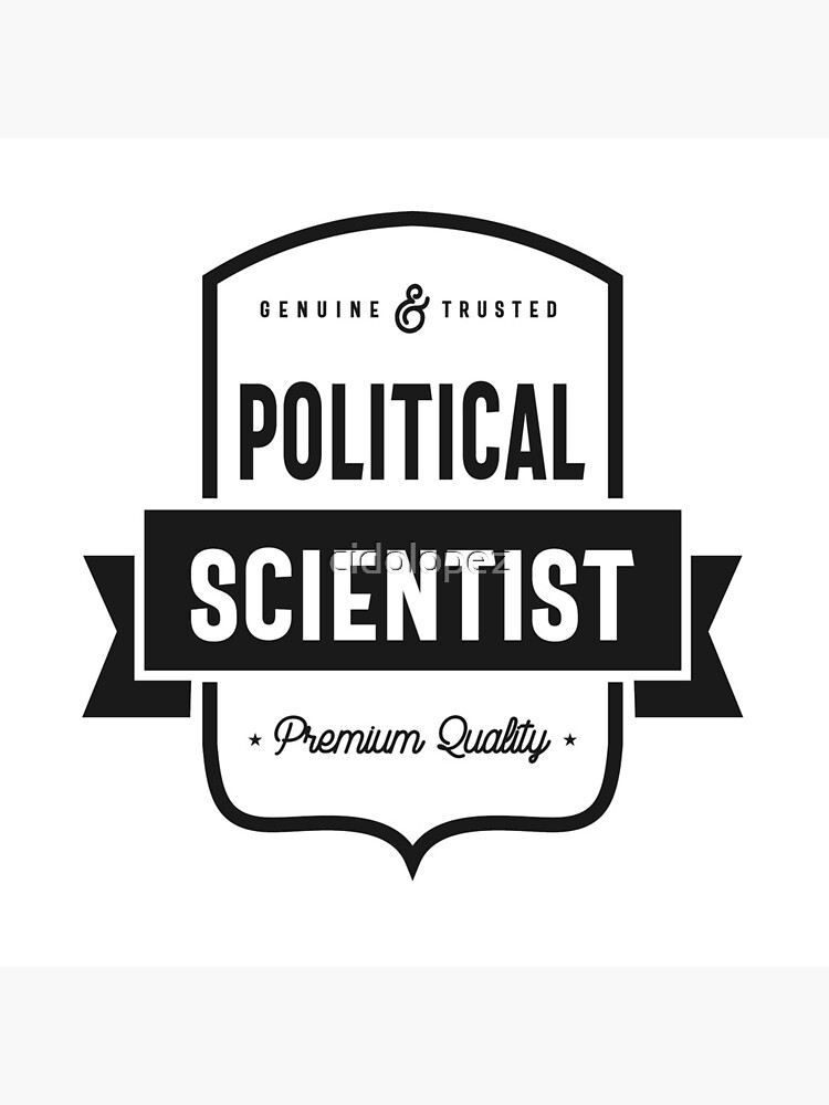 Political Scientist by cidolopez