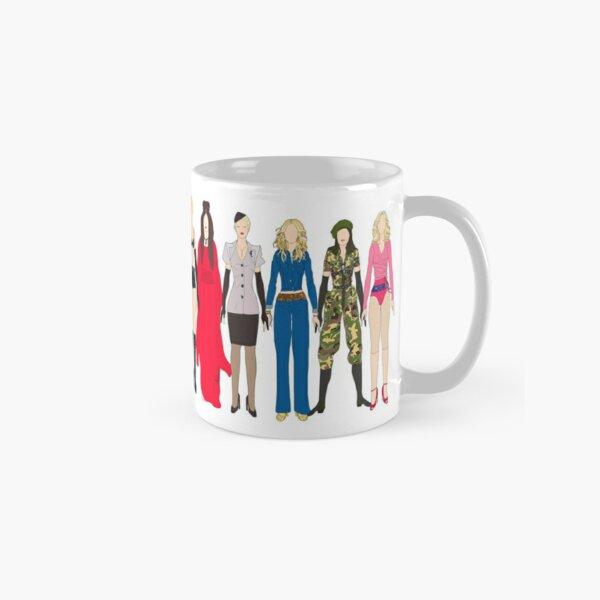 Outfits of Madge Fashion Classic Mug