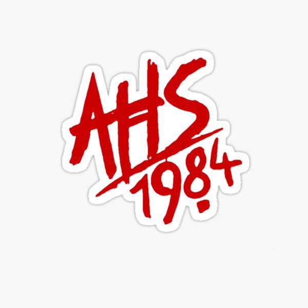 AHS: 1984 Sticker