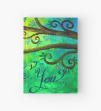 I love you hearts by Jan Marvin Hardcover Journal