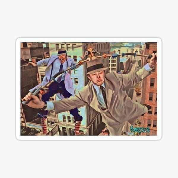 Lord fElon Most Fly Go Go Gadget  Sticker