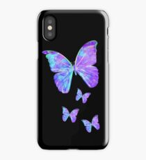 Purple Butterflies by Jan Marvin iPhone Case