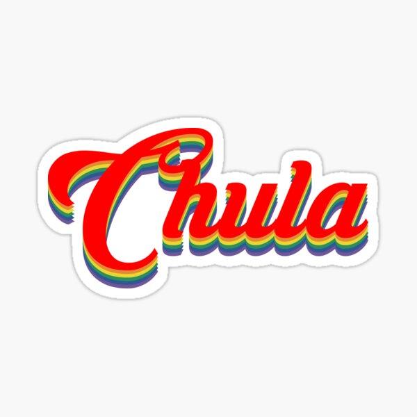 Chula Pride Sticker