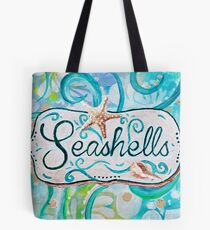 Seashells III by Jan Marvin Tote Bag