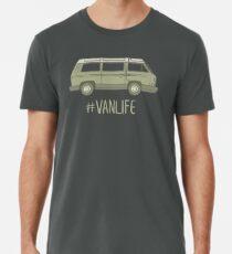 Camiseta premium Westfalia Vanagon #vida