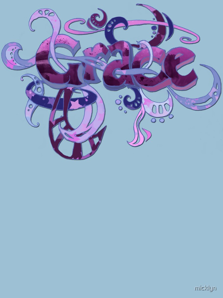 A Tee For Grace by micklyn