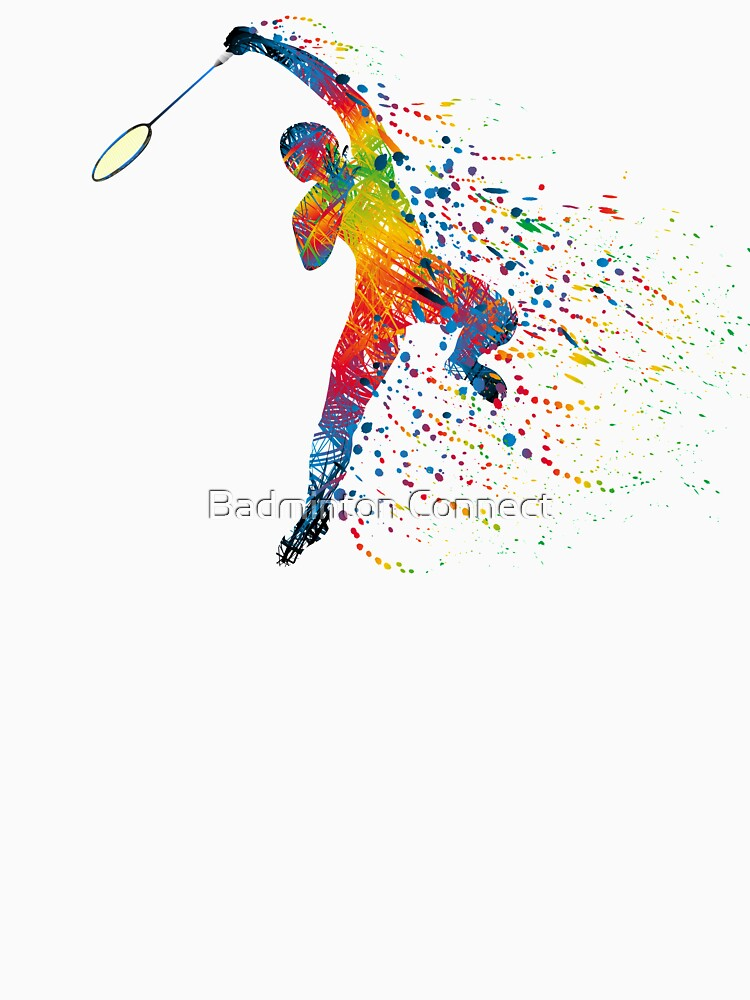Badminton Jump Smash by BadmintonM3rch