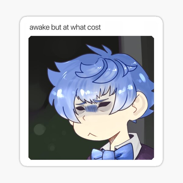 Awake, But At What Cost? Sticker
