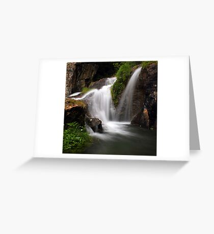 River Toce I Greeting Card