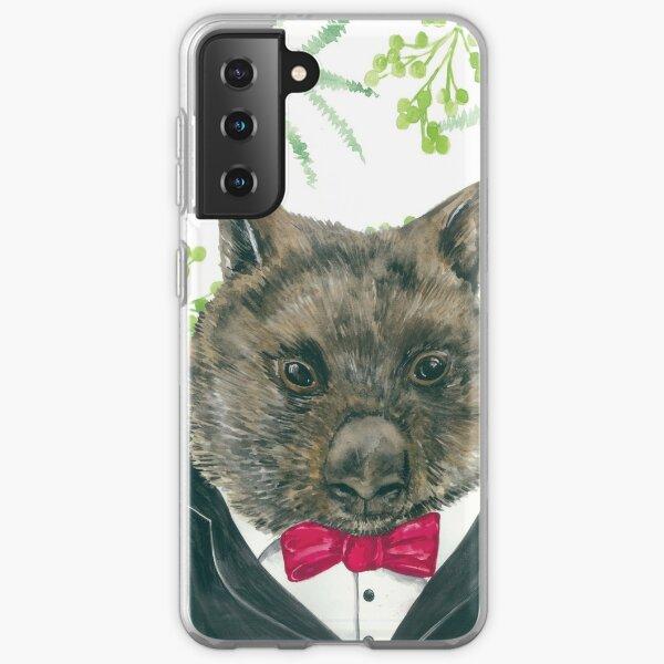 Willy Wombat Samsung Galaxy Soft Case