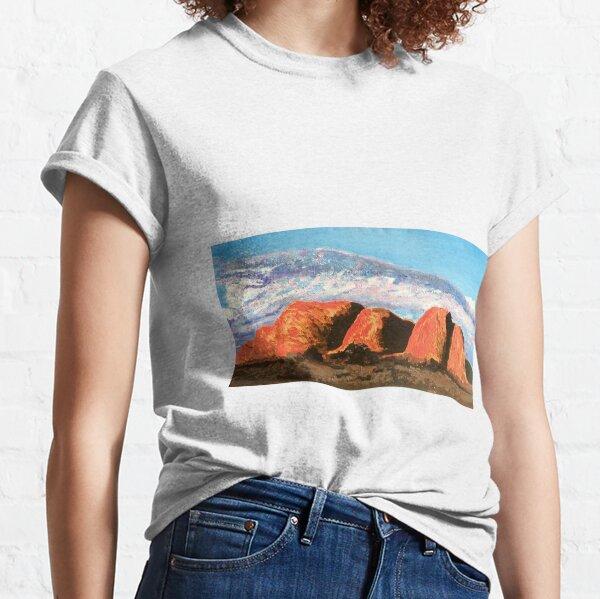 The Olgas-Kata Tjuta-The experience Classic T-Shirt