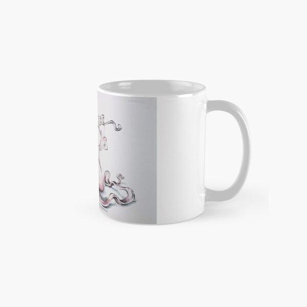 The British Columbian Tea Octopus Classic Mug