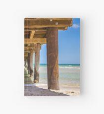 Frankston Pier Hardcover Journal