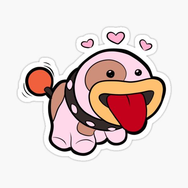 Poochy Sticker