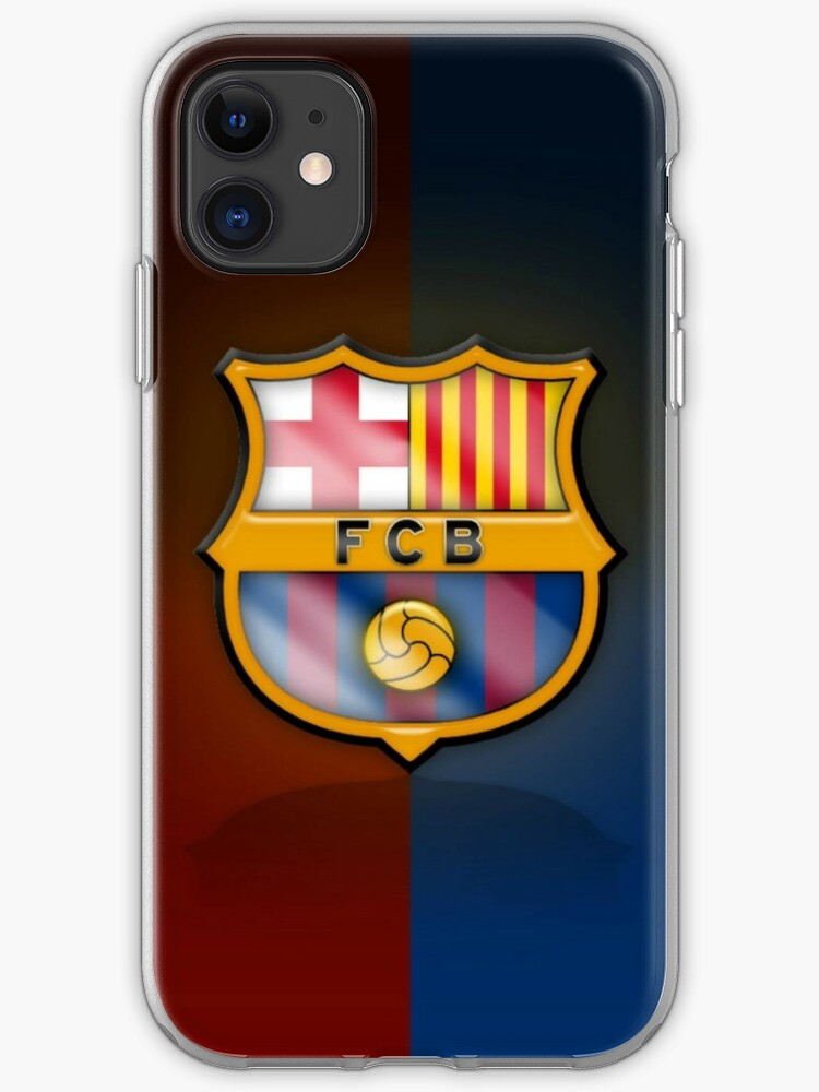 Fc Barcelona Iphone Case Cover By Vensii Redbubble