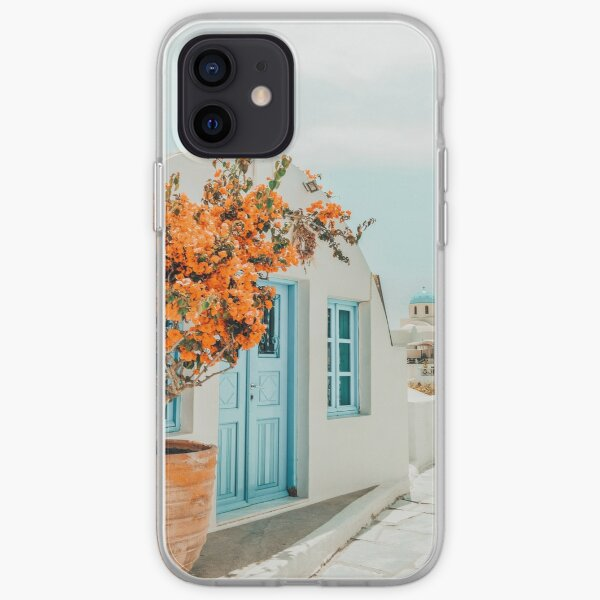 Greece Airbnb II #photography #greece #travel iPhone Soft Case