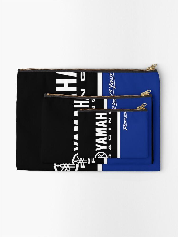 Alternate view of Blue DUVET -  Zipper Pouch