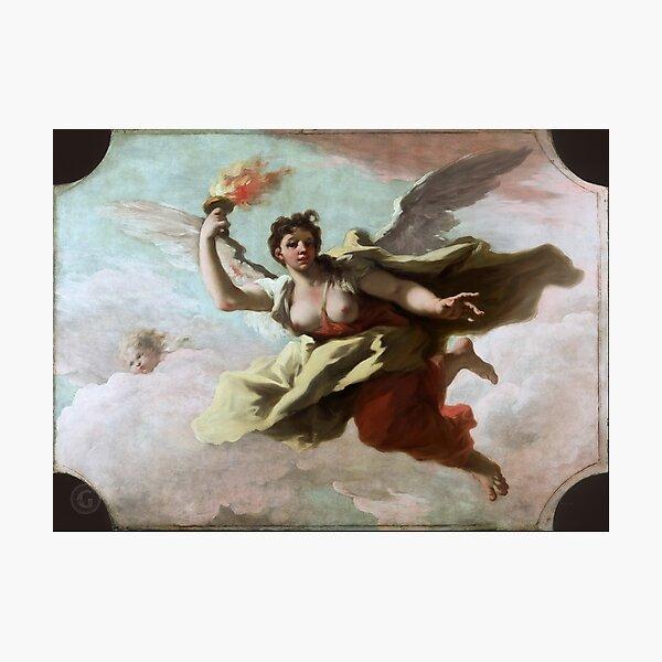 Mauritshuis – Giovanni Antonio Pellegrini - Aurora  Photographic Print